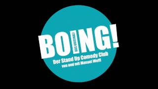 BOING! Comedy Club: Was haben wir am 9.2. gelernt?