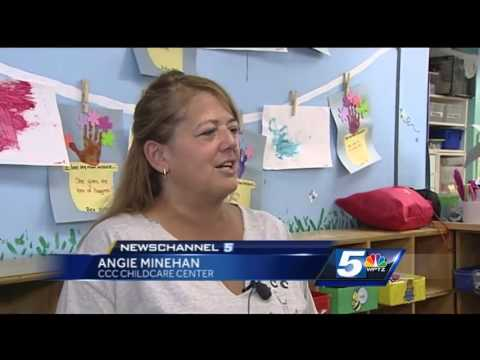 Clinton Community College closing childcare center
