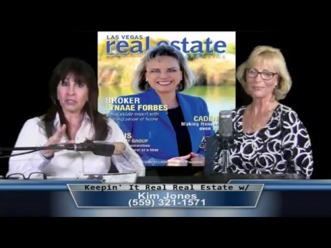 Fresno Real Estate Magazine's Keeping it Real with Cathy Wilcox
