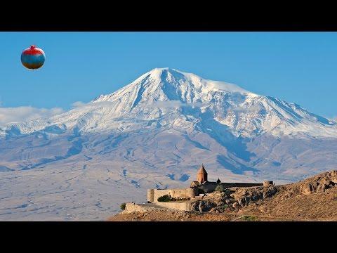 Святая гора Арарат-символ Армении
