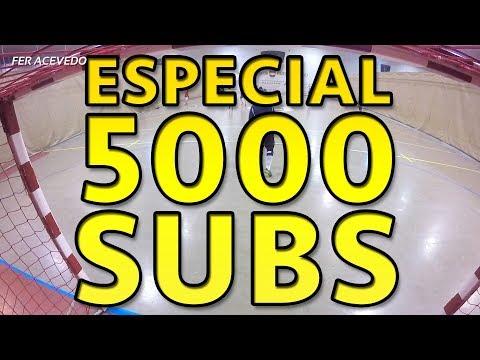 Download Youtube: LLEGAMOS A 5000 SUSCRIPTORES Y ME LESIONO