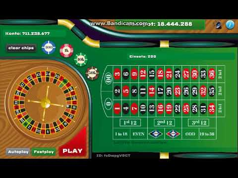 American Roulette Casino for Heroes from Casoony