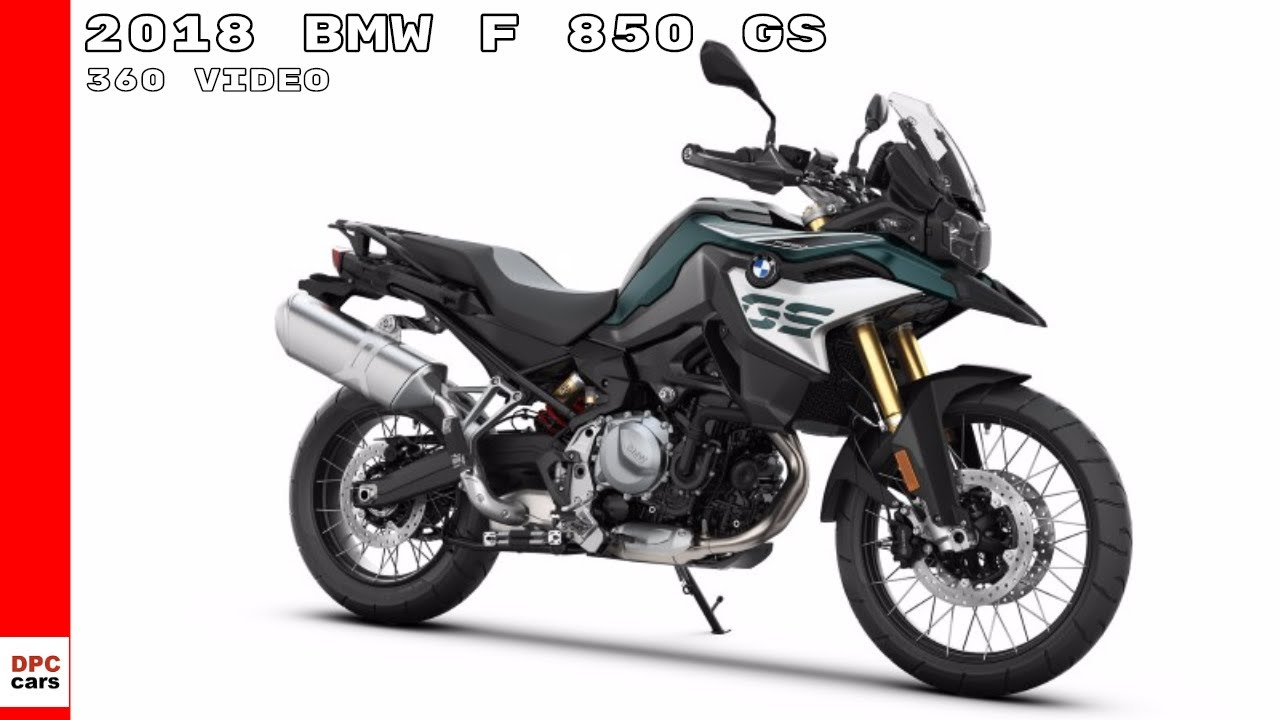 2018 bmw f 850 gs colors 360 video youtube. Black Bedroom Furniture Sets. Home Design Ideas