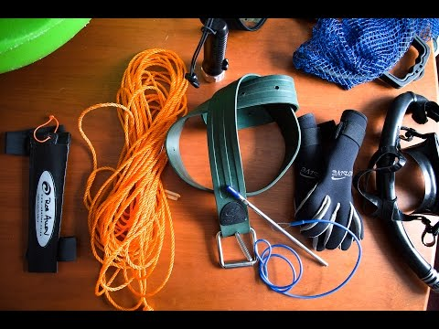 HOW TO: Spearfishing Equipment Tips and Chat