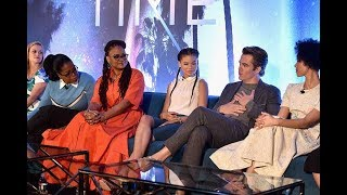 Full Video: Oprah, Chris Pine, Ava DuVernay, Reese Witherspoon Talk A Wrinkle in Time