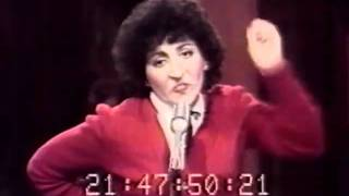 Marla Lukofsky Standup Comedy Demo