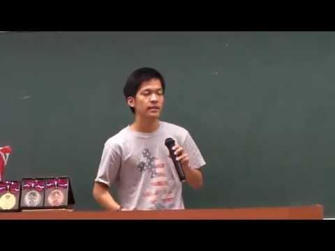 Mamoru Sasaki speech contest Shim Univ 002 2015