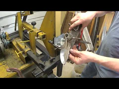 Flat Grinding Edge Down Using Bevel Jig and Carrier System | GET THE JIG PLANS
