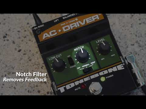 The Tonebone AC-Driver