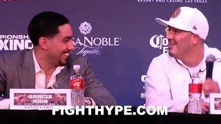 "Video (FUNNY) BRANDON RIOS CALLS DANNY GARCIA A ""MEXICAN PUERTO RICAN""; EXPLAINS WHY IT'S A GREAT FIGHT download MP3, 3GP, MP4, WEBM, AVI, FLV November 2018"