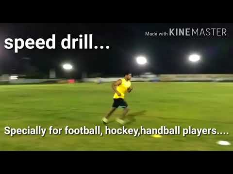 how to improve speed for football