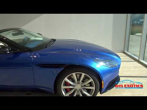 2019 Aston Martin DBS Superleggera Review