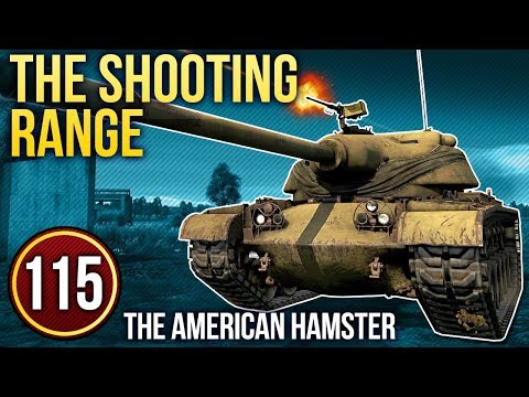 War Thunder: The Shooting Range | Episode 115