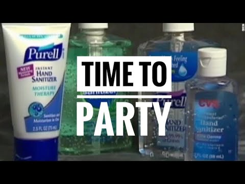 This Is How To Make Alcohol With Hand Sanitizer Youtube