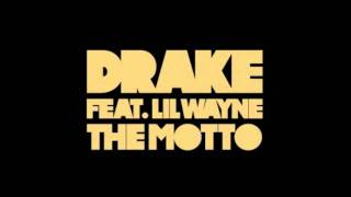 Drake - The Motto ft. Lil Wayne, Tyga & Bow Wow (YMCMB Remix) [Take Care] HD Lyrics