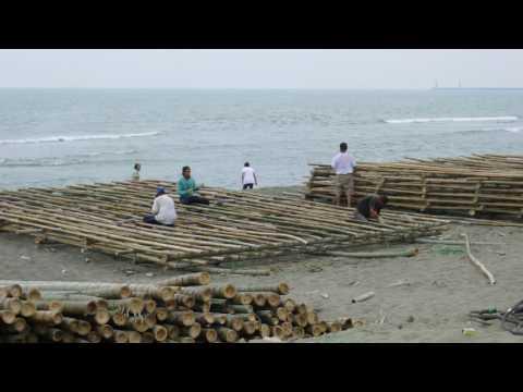 蚵棚的生與死 Taiwan Tainan