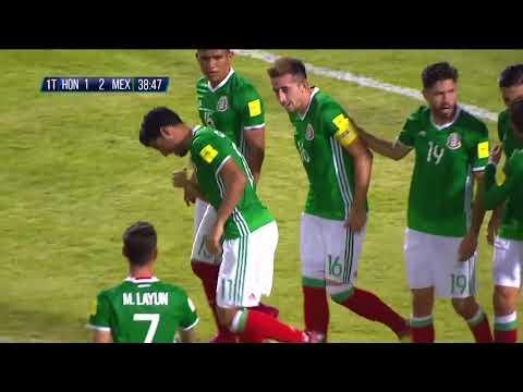Eliminatorias Concacaf - Honduras 3 vs Mexico 2 - Relato Ivan Gorza Tigo Sports Guatemala