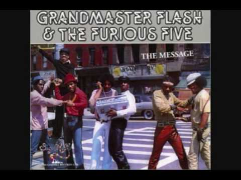Grand Master Flash Happy Birthday