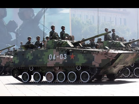 Военный Парад Победы в Китае 3 сентября 2015, Пекин