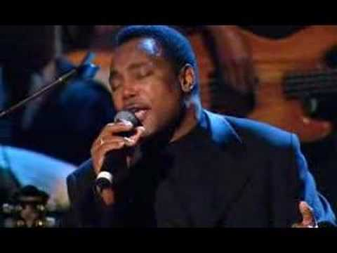 "George Benson singing ""In Your Eyes"""