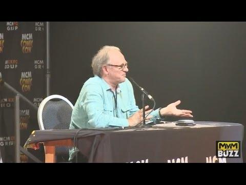 Doctor Who Peter Davison Panel @ MCM London Comic Con