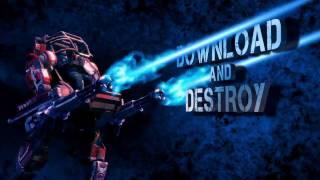 Red Faction: Battlegrounds Gamescom 2010 Trailer HD