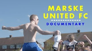 MARSKE UNITED FC - WINNING THE LEAGUE | Non league football documentary