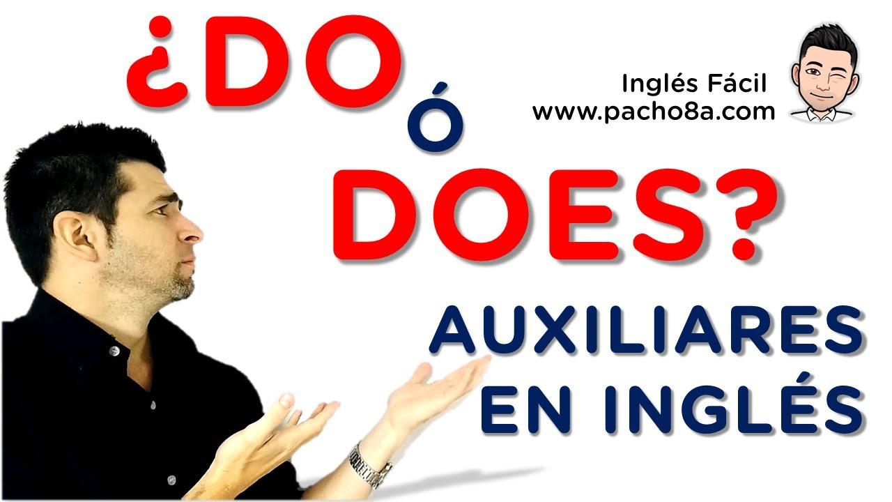 Download Así se usan los auxiliares DO y DOES en inglés - Presente Simple