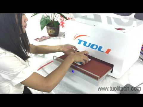 TL 888 fully auto mobile phone lcd assembly laminator machine