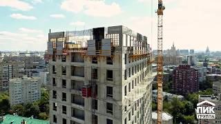видео ЖК «Пресненский вал 21»