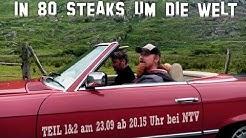 In 80 Steaks um die Welt (Trailer)