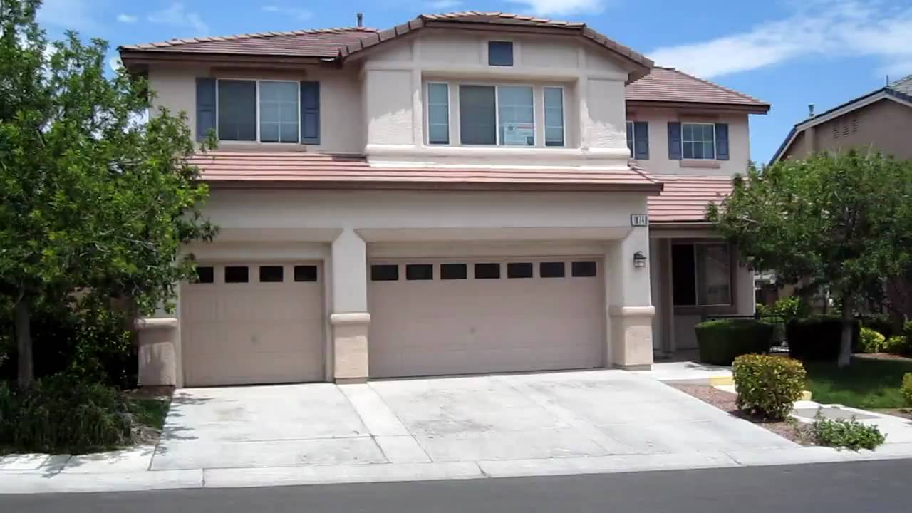 Las Vegas 5 Bedroom Rental Home Youtube