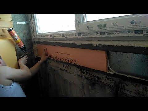 Как утеплить балкон минватой своими руками пошаговое фото