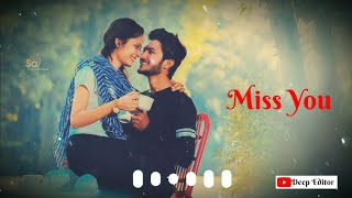 I miss you status for love miss you whatsapp status