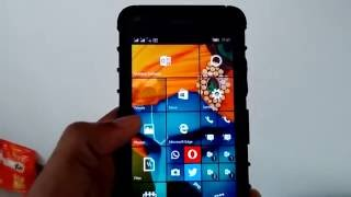 334) Finally updated my Lumia 640 to windows 10 mobile