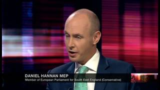 Why Brexit is working out: Interview on BBC HardTalk