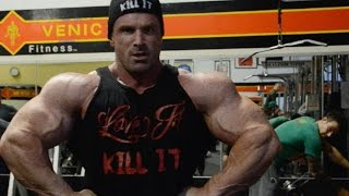 BIG CON 4 WEEKS BEFORE THE IFBB PRO CALIFORNIA CHAPIONSHIPS - KILLIN SHIT - Rich Piana