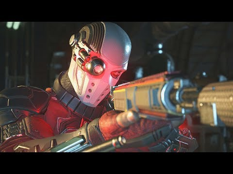 Injustice 2: Deadshot Vs All Characters  All IntroInteraction Dialogues & Clash Quotes