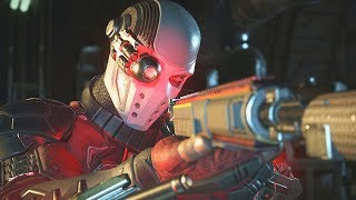 Injustice 2: Deadshot Vs All Characters | All Intro/Interaction Dialogues & Clash Quotes