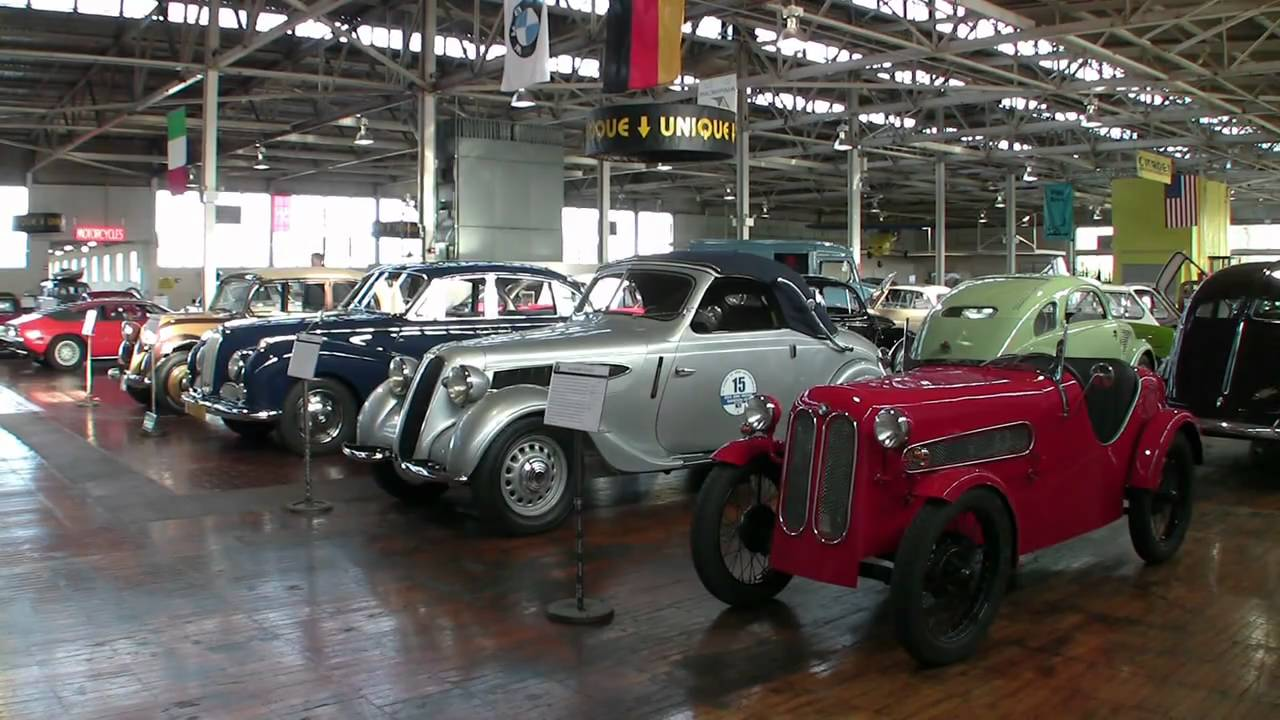 lane motor museum the 5 minute tour youtube