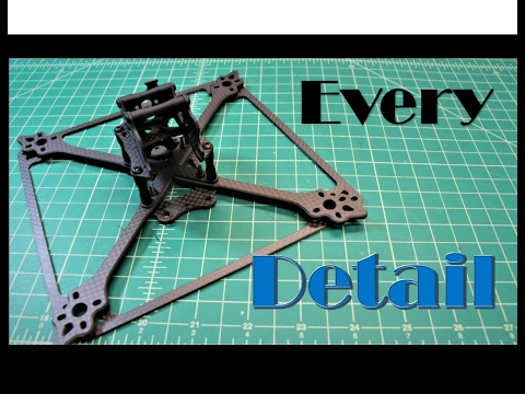 XBEE T-190 FPV Racing Frame Review and Build