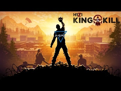 Túlélni.. de veled?! #6 | H1Z1 - King Of The Kill | Diesel