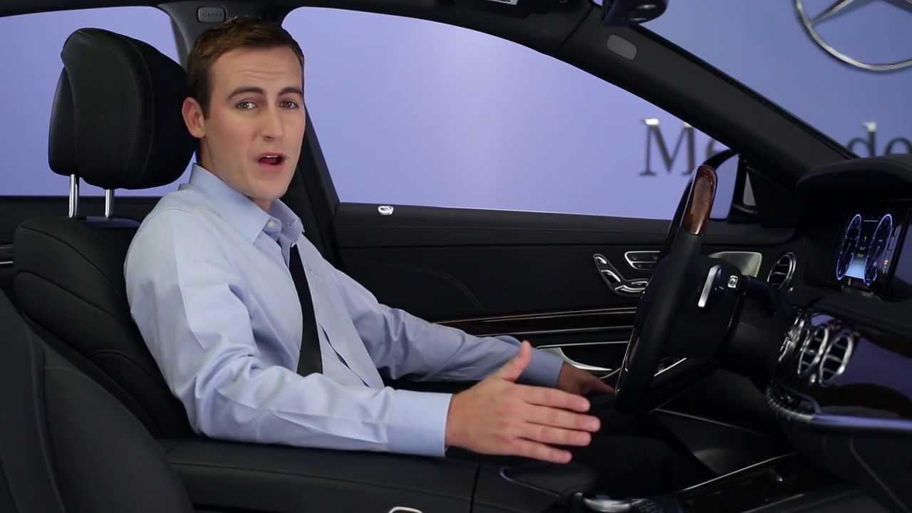 2014 s class active multi contour front seats mercedes for Mercedes benz usa com
