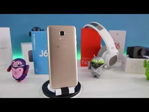 Samsung Galaxy J6 2018 обзор
