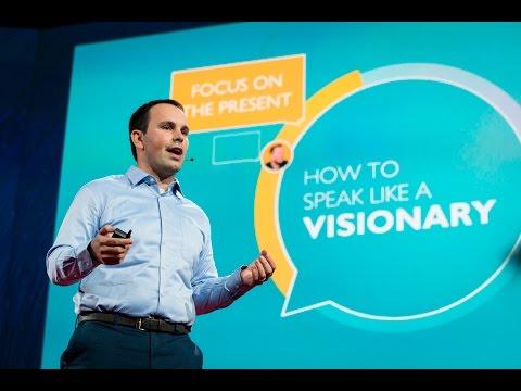 How visionary leaders talk | Noah Zandan