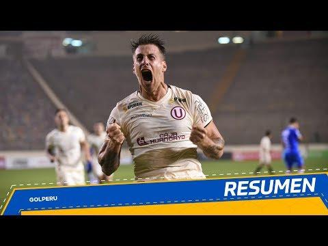 Resumen: Universitario vs. Unión Comercio (2-1)