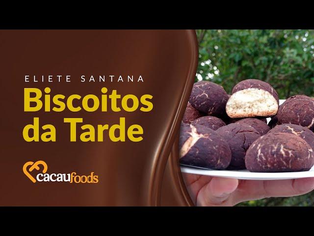 Biscoitos da Tarde | Cacau Foods