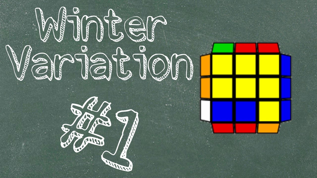 winter variation 1 tutorial italiano youtube. Black Bedroom Furniture Sets. Home Design Ideas