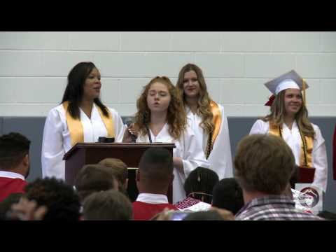 Commencement Ceremony Rappahannock High School 2016 - Produced by OddBox Studios