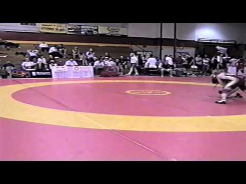 2005 Canada Cup: 51 kg Erica Sharp (CAN) vs. Jillian Gallays (CAN)